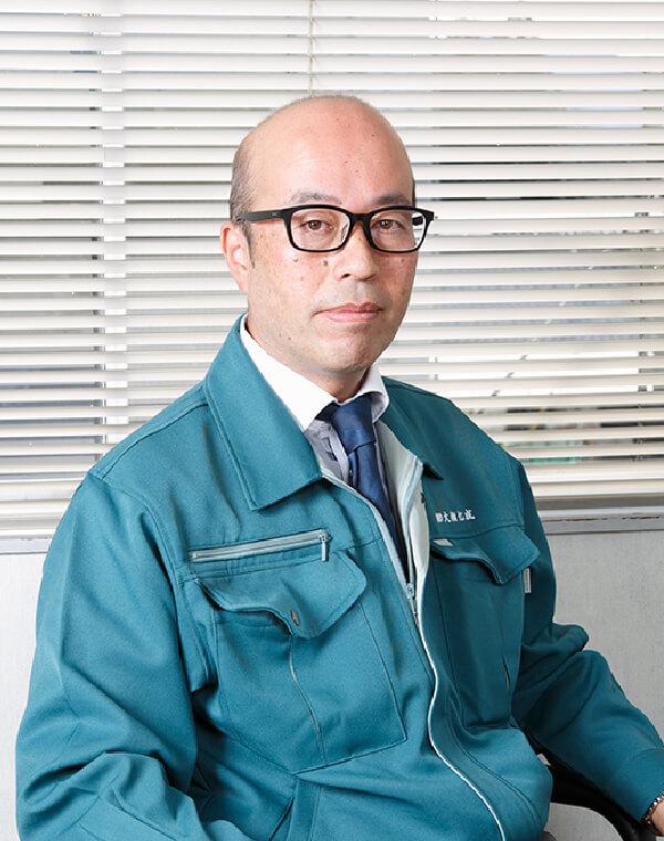 代表取締役社長 瀬口弘樹